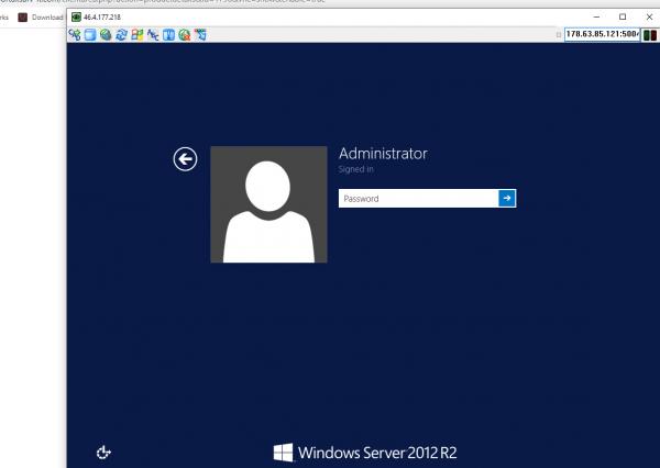 آموزش استفاده از پنل مدیریت سرورهای مجازی vmware سرو آی تی